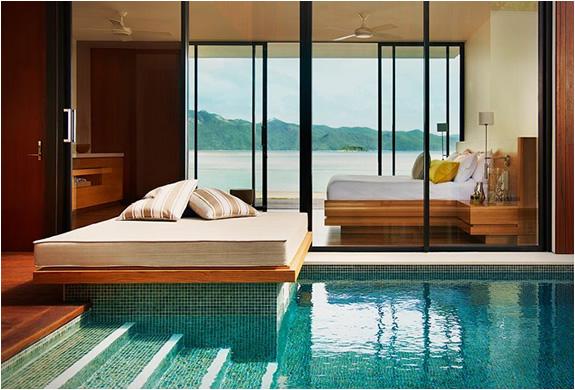 Hayman Luxury Nature Resort En Australia Mundo Flaneur - Habitaciones-de-ensueo