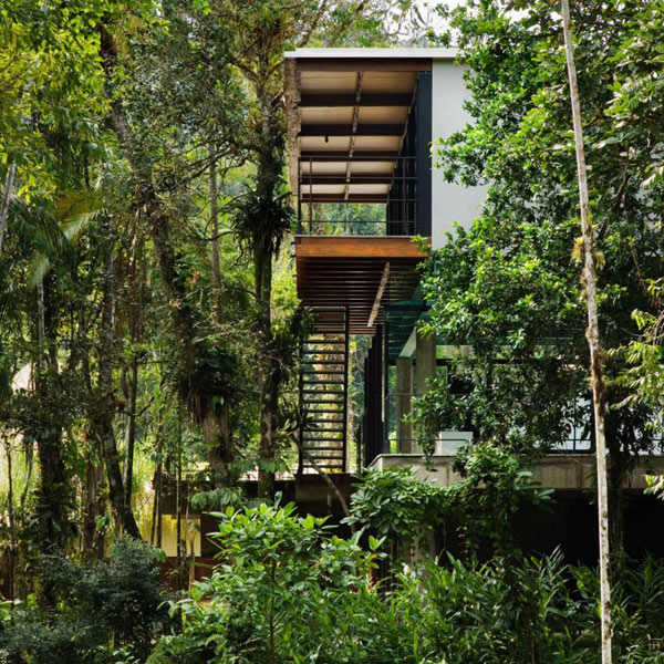Estudio de arquitectos nitsche en brasil mundo flaneur - Estudio de arquitectos ...