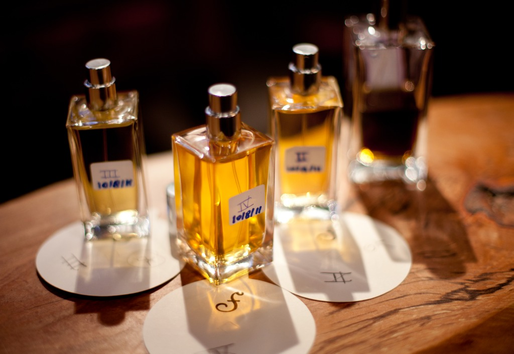 laboratorio perfumes