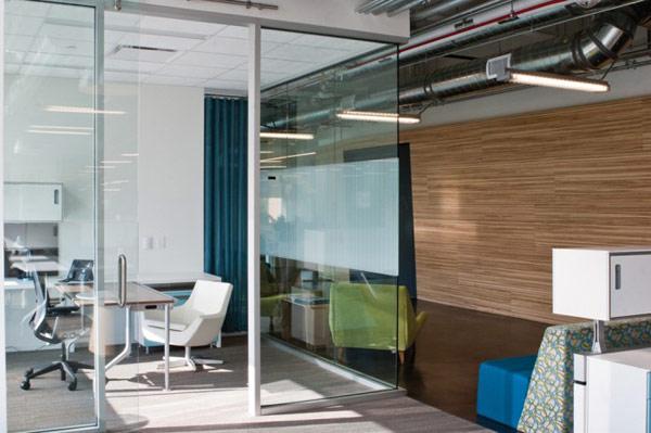 Nuevas oficinas de google you tube en beverly hills for Oficinas industriales