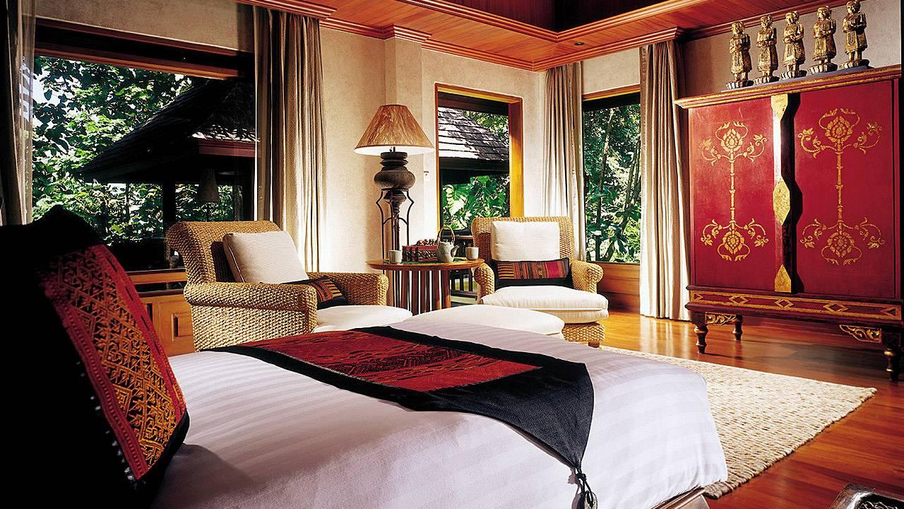 Resort four seasons chiang mai en tailandia mundo flaneur for Design merrion hotel 4