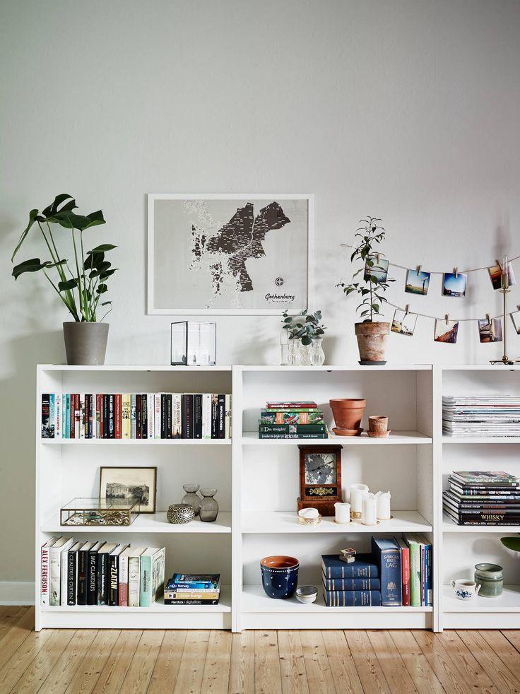 estilismo de estanterias u formas de exhibir tus libros